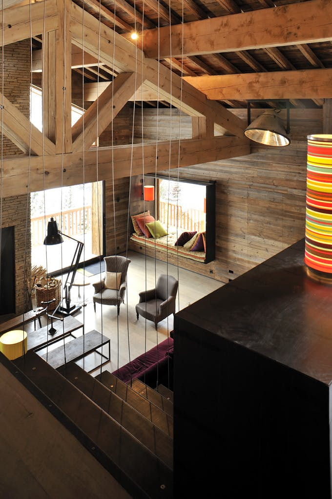 Chalet le Grand Cerf