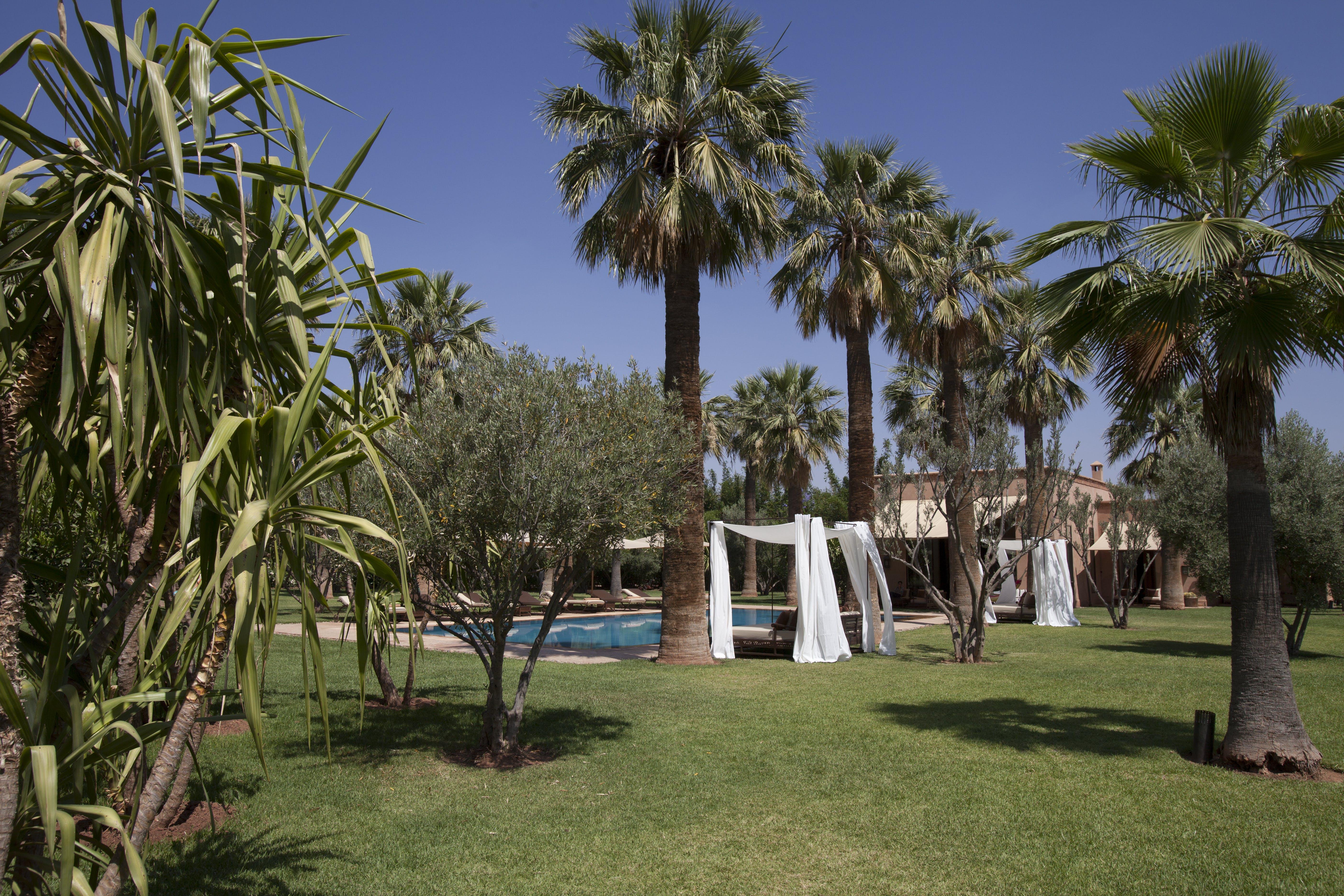 Villa Saadi