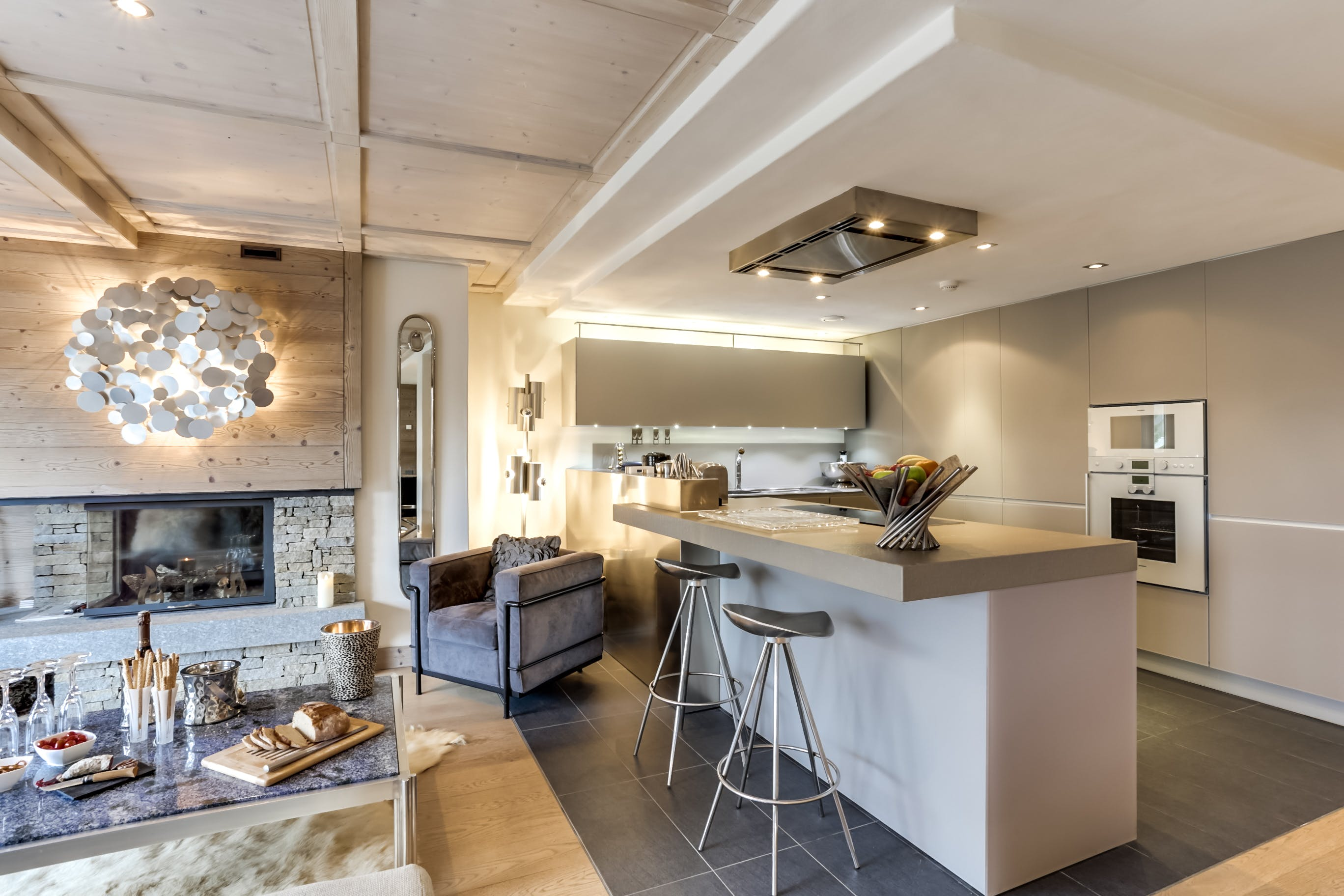 Appartement Saint-Amour
