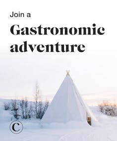 Join a gastronomic adventure