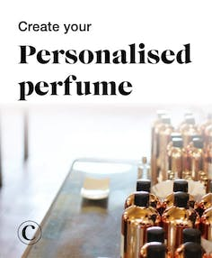 Create your personalised perfume
