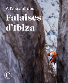 A l'assaut des falaises d'Ibiza