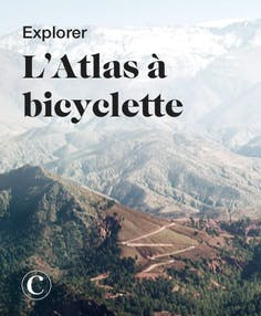 Explorer l'Atlas à bicyclette