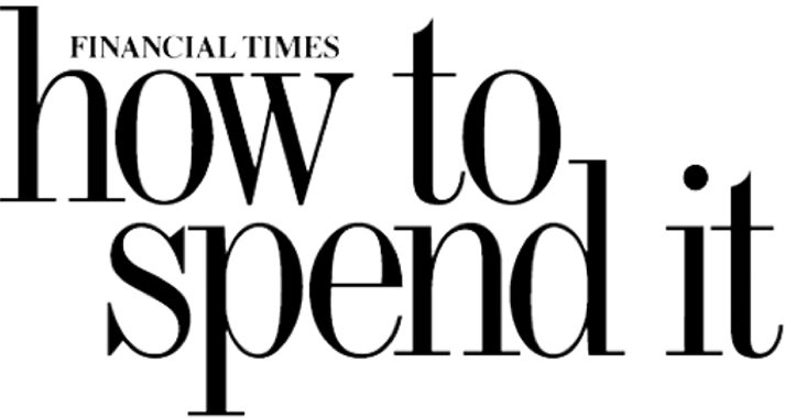 Logo how to spend it