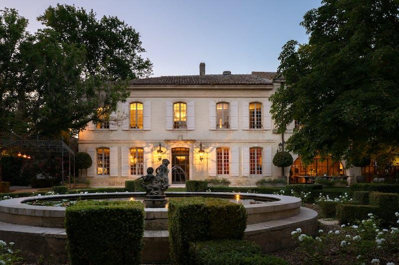 Maison de famille en Provence
