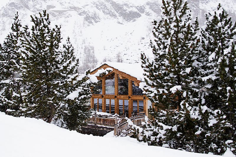 Voyage luxe Val D'Isère