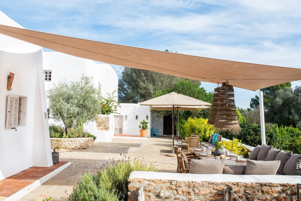 luxury villa rentals in Ibiza
