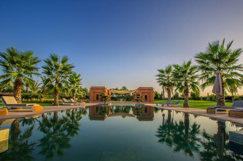 Marrakech luxury rental