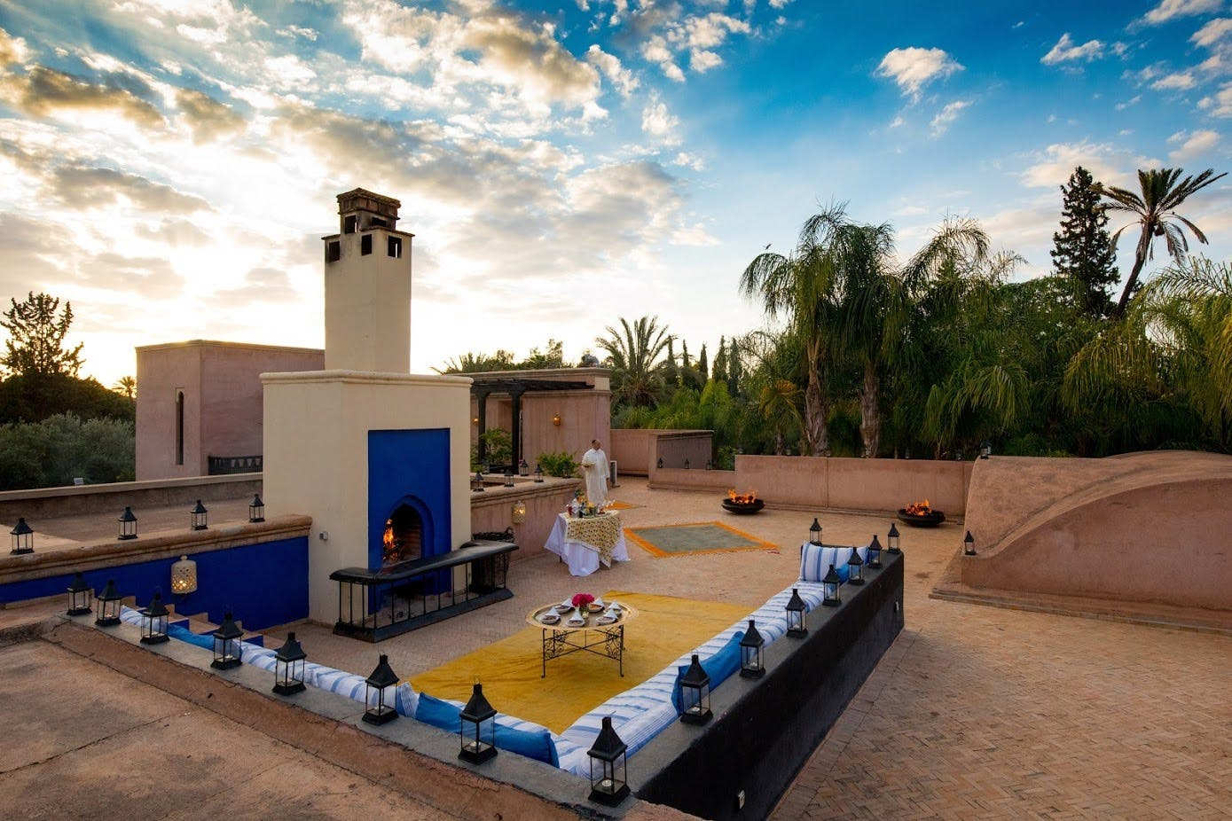 luxury holiday Marrakech