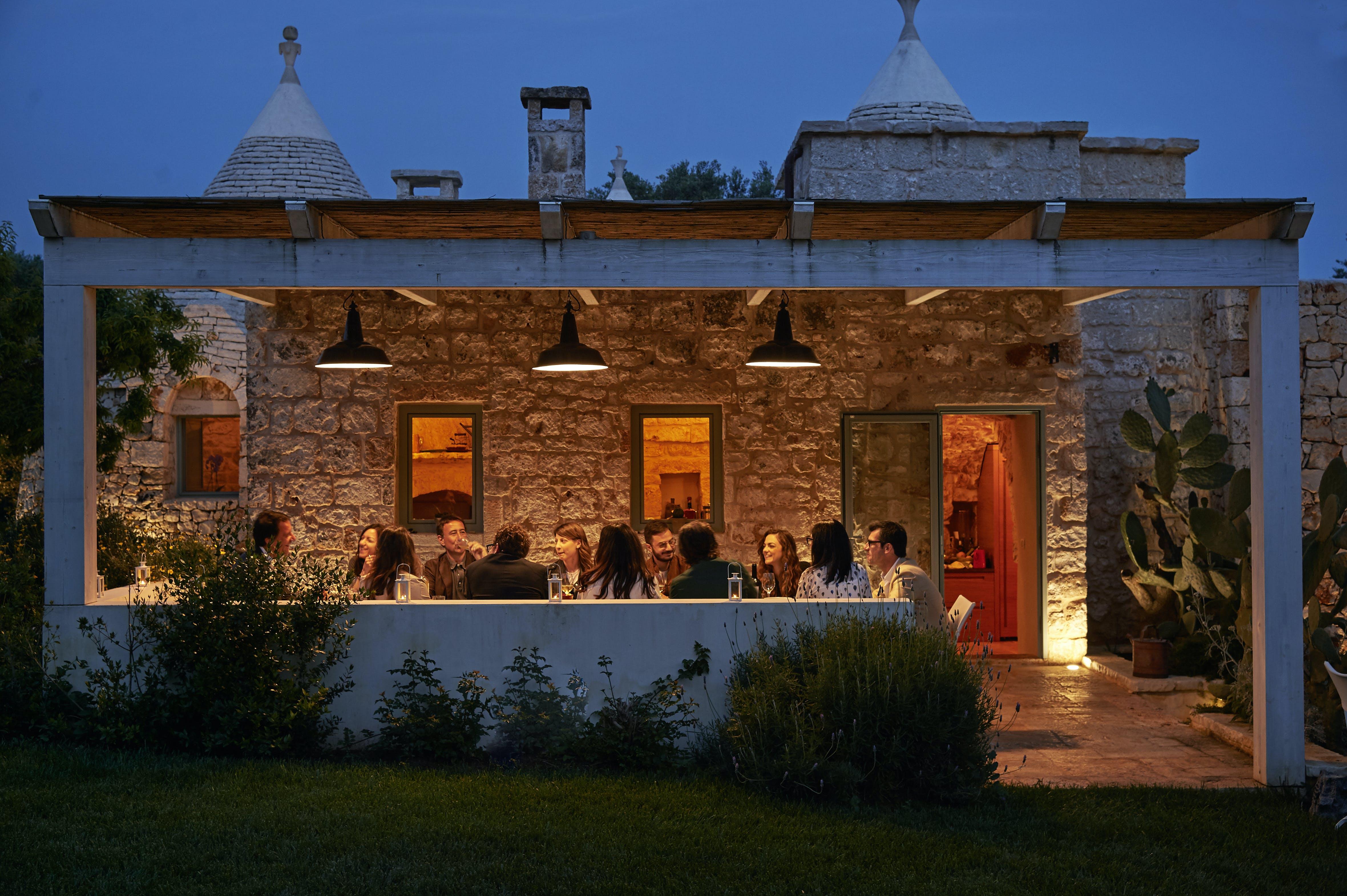 Luxury holiday Puglia
