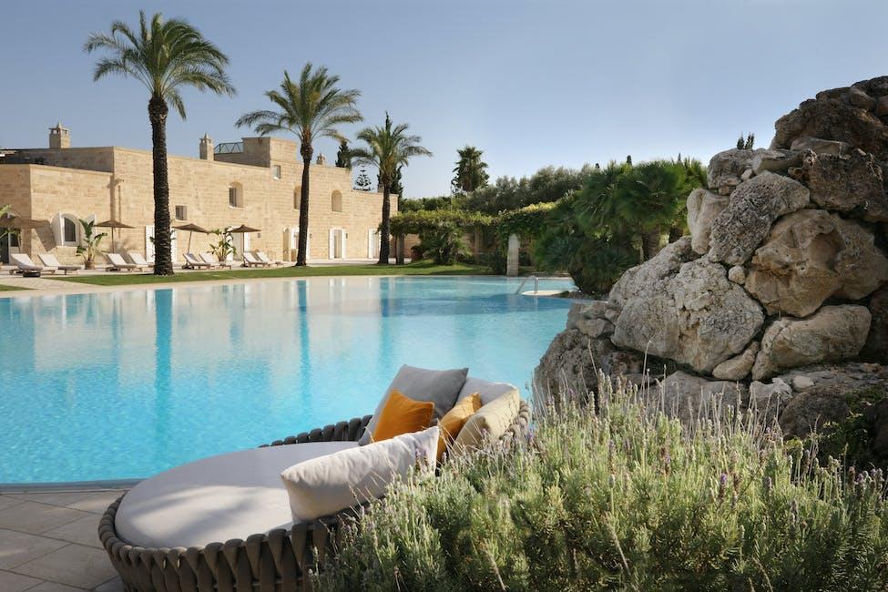 luxury villa rentals in Puglia