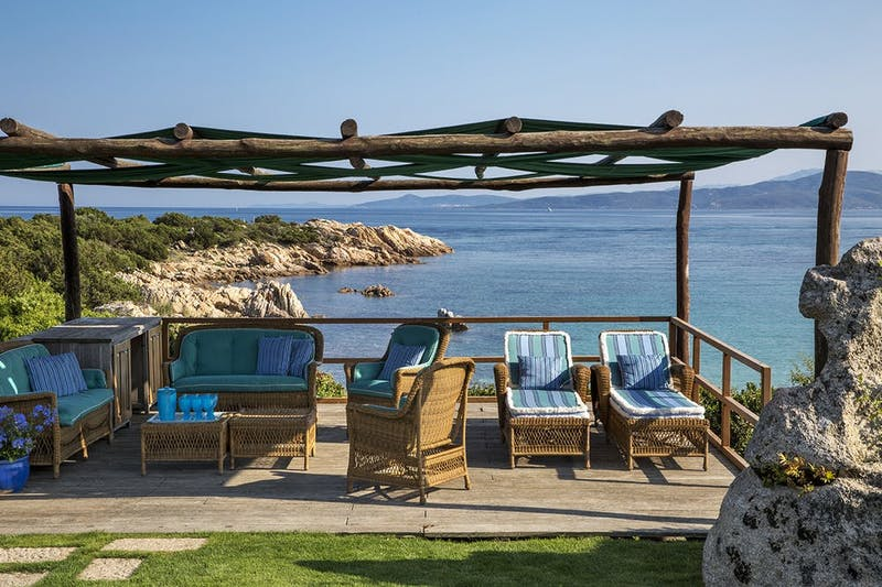 Luxury homes in Porto Cervo