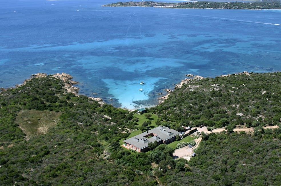 location villa de luxe Sardaigne