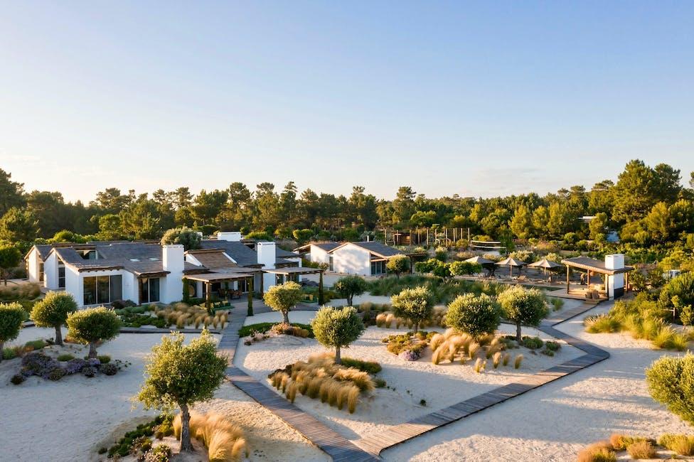 location villa de luxe Comporta