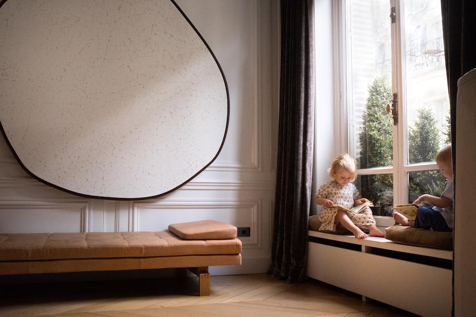 location villa de luxe Paris
