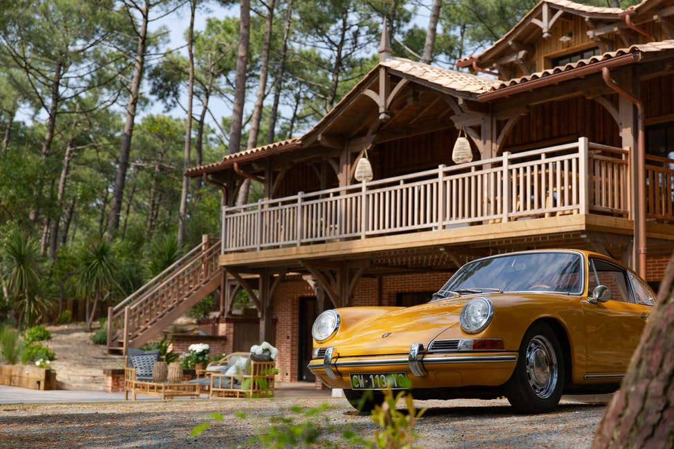 luxury villa rentals in Cap Ferret
