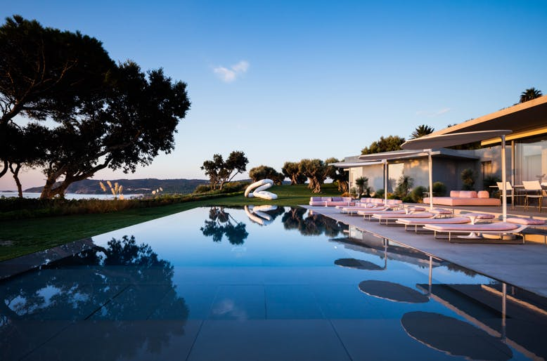 Location luxe Saint tropez