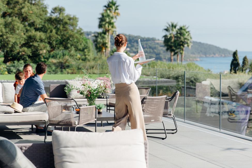 location villa de luxe Saint-Tropez & environs