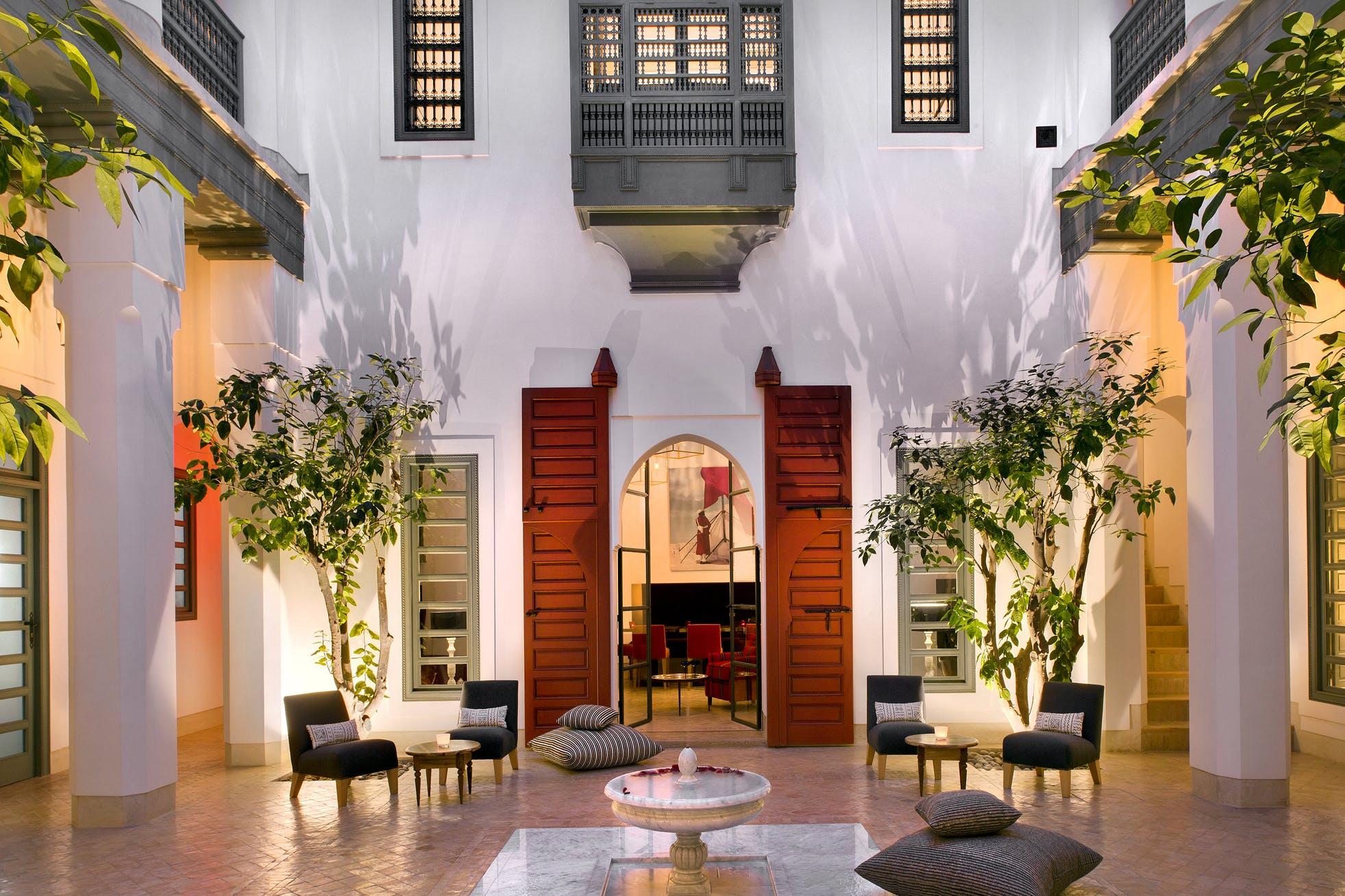 Rent luxury riad Marrakech