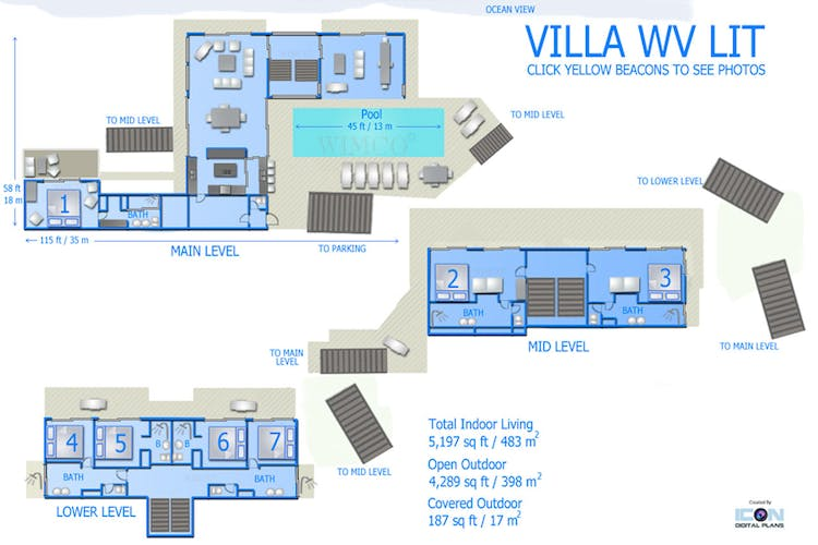Villa Lital in Saint-Barthelemy   Le Collectionist