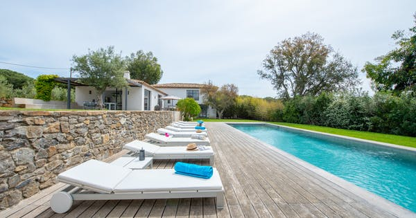Villa White Moutte Saint-Tropez