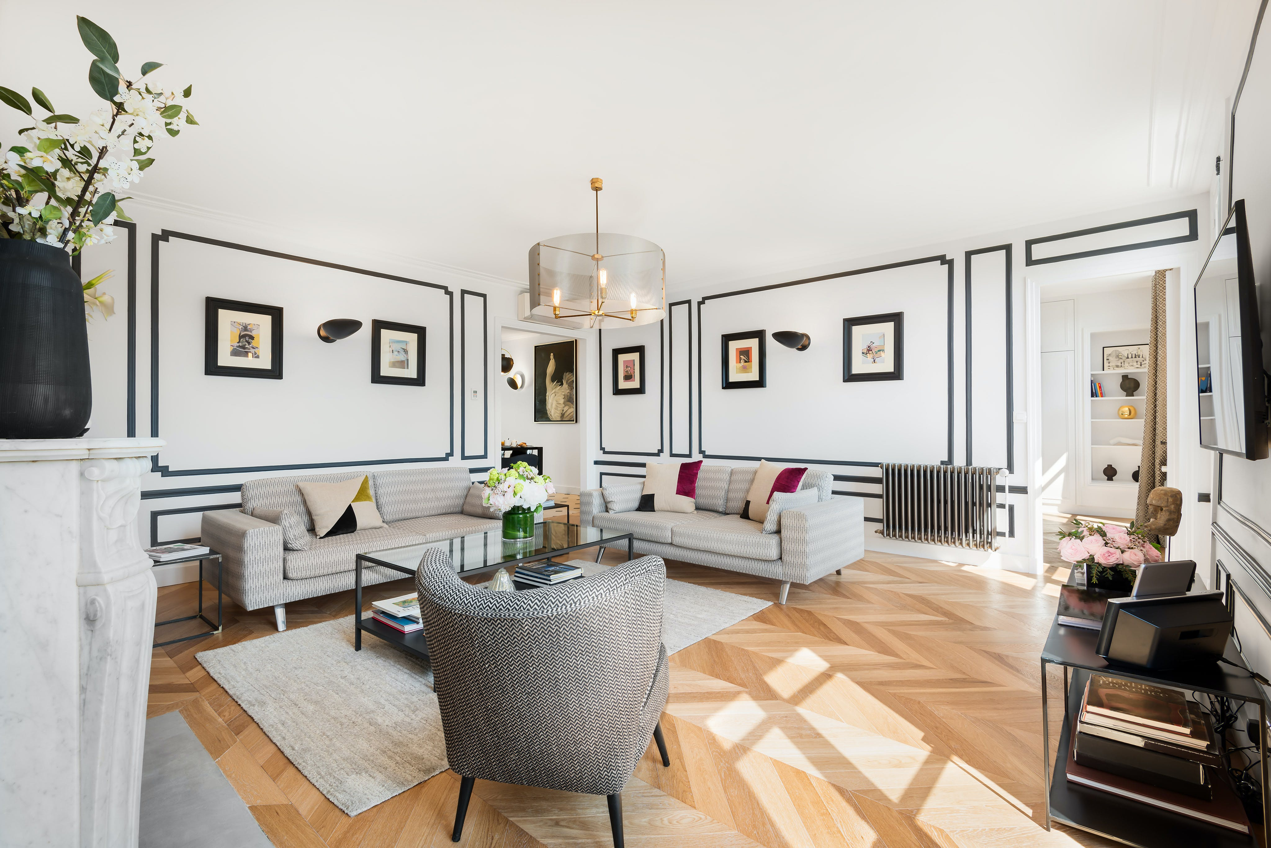 Duplex Palais Royal