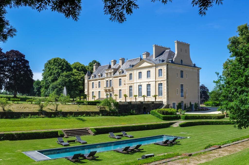 Château Mansart